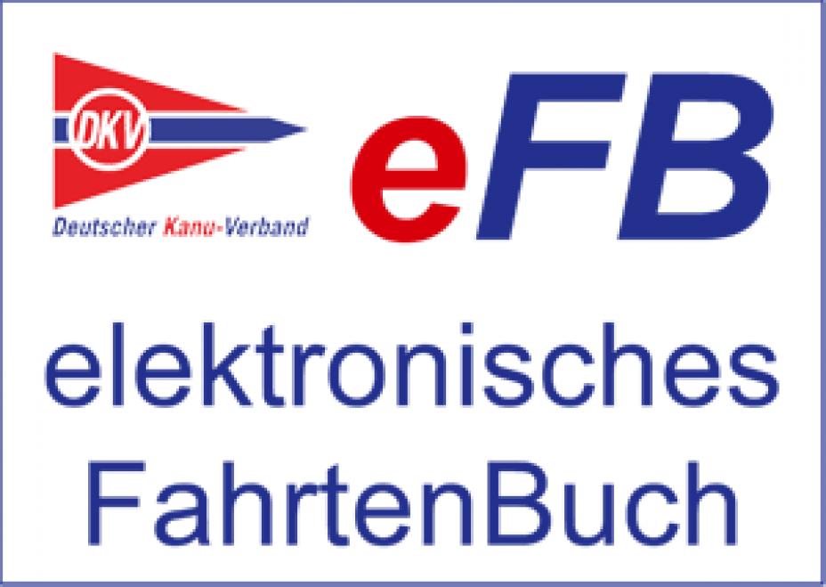 eFB - neue Fahrt anlegen