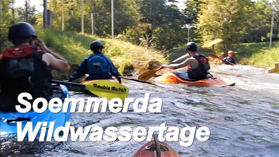 Wildwassertage in Soemmerda