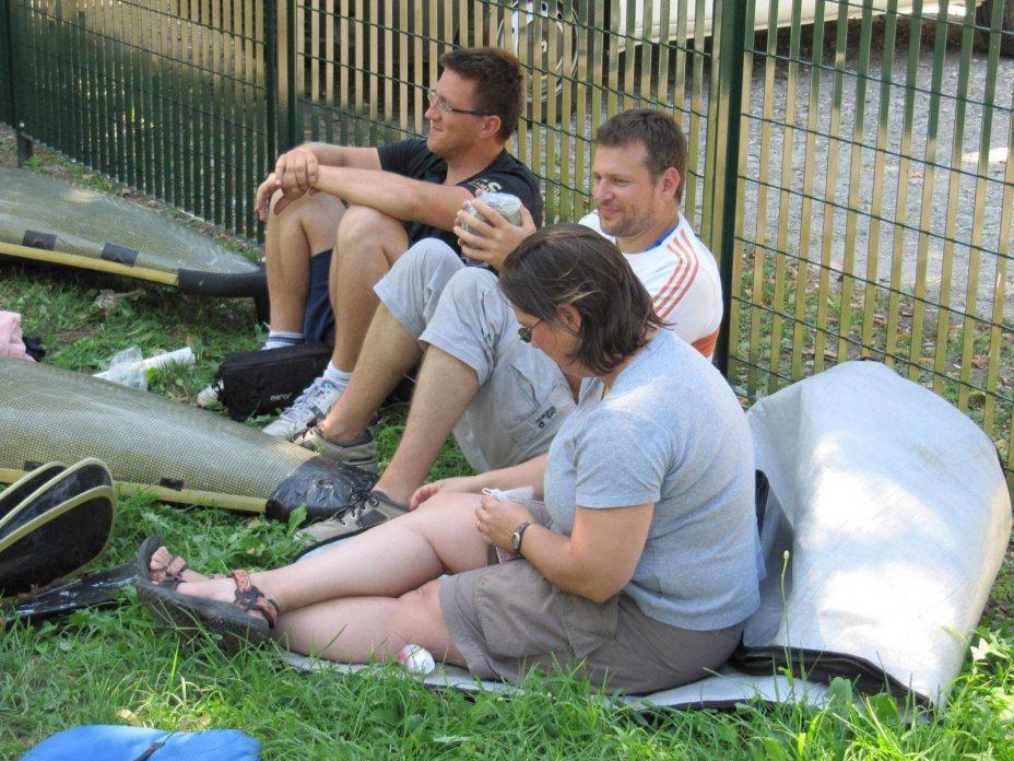 Kanupolo-WM Mailand 2010
