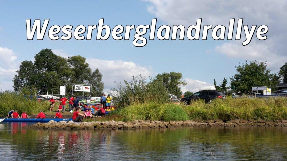 Kanu-Weserberglandrallye + Schwimmarathon bis Minden